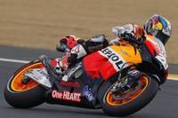 MotoGP Francia 2012: triplete de poles con Dani Pedrosa, Maverick Viñales y Marc Márquez
