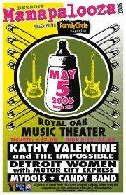 Mamapalooza, el festival de las Madres Rockeras