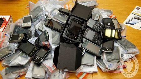 El extravío de móviles sigue siendo el principal incidente de seguridad según un informe del INTECO