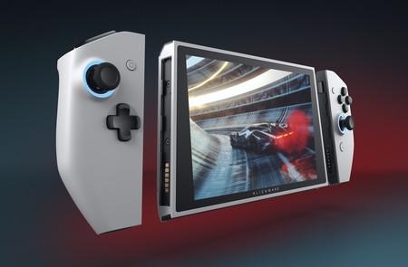Dell se atreve a soñar con un PC portátil y sobremesa al estilo Switch con el Alienware Concept UFO