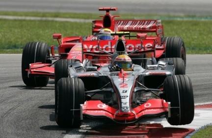 Galería de Lewis Hamilton en Malasia
