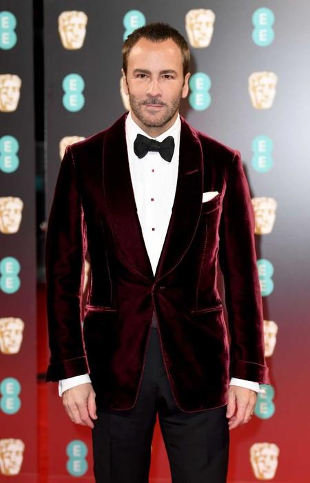 ¡Marchando una de hombres elegantes en los Premios Bafta 2017!