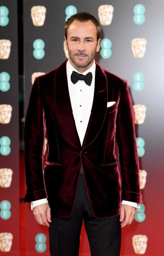 Tom Ford en los Premios Bafta
