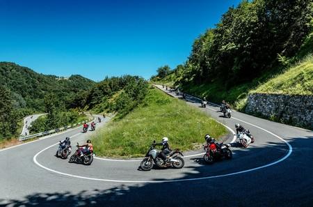 Más de 1.000 km y tres días de ruta del Mediterráneo al Cantábrico, Ducati te propone hacer el rally Dos Mares