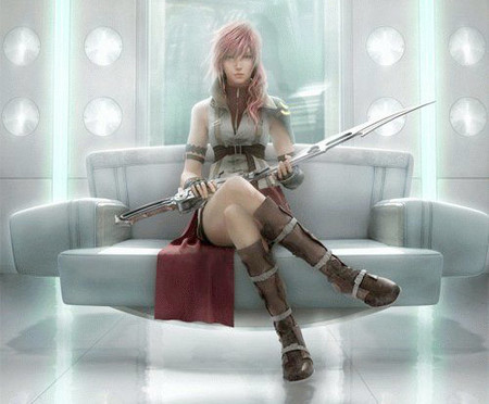 'Final Fantasy XIII', nuevo y espectacular trailer