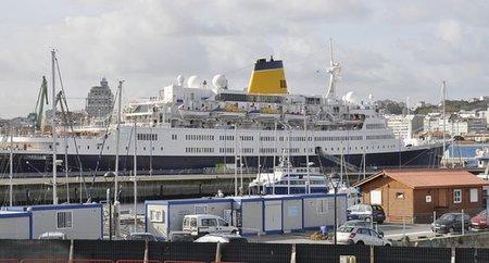 De Gijón a Nantes vía marítima