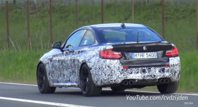 Tranquilos, el BMW M2 tendrá caja de cambios manual de serie
