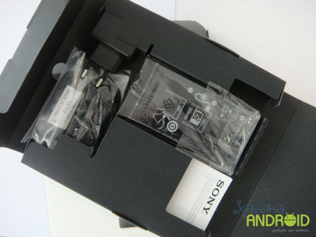 Análisis Sony Xperia P