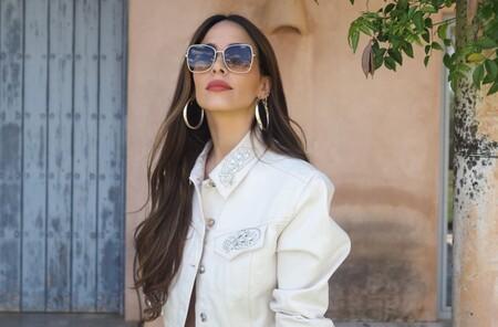 Las gafas de sol oversize brindan glamour, feminidad y seducción a cualquier look, como bien saben Rocío Osorno y Liu Jo