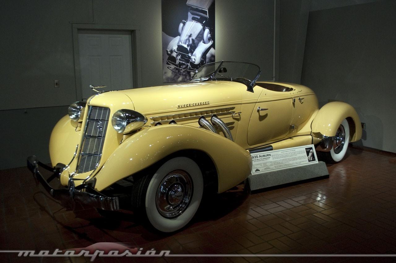 Foto de Gilmore Car Museum (8/61)