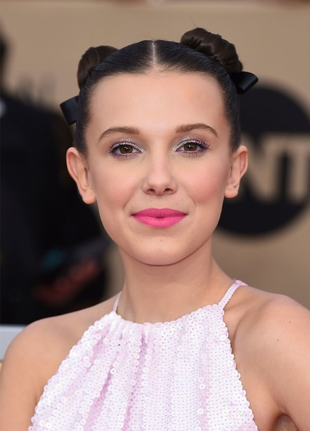 Millie Bobby Brown Peinados 9