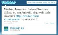 Samsung Galaxy S, el Android más importante del fabricante será de Movistar en julio
