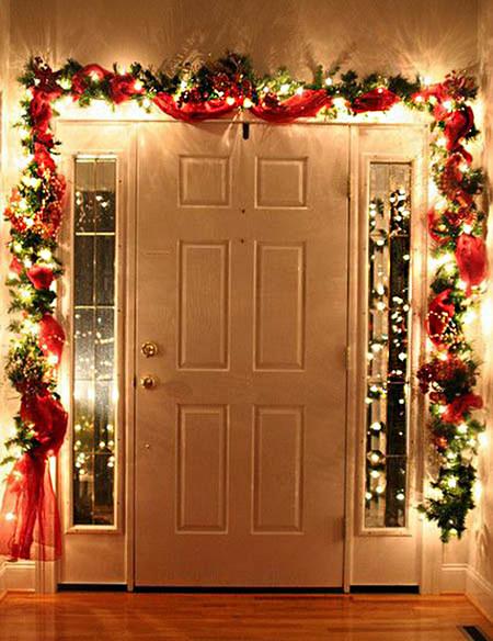 Interior Puerta Navidad 3