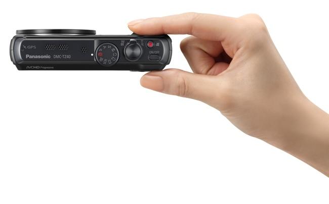 Panasonic TZ40