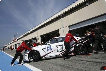 Anthony Davidson al FIA GT con Nissan