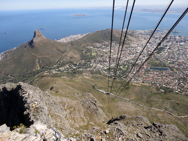 New 7 Wonders Table Mountain