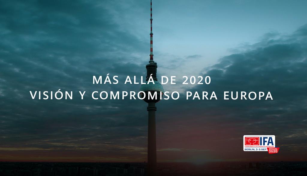 Huawei en IFA 2020: sigue la presentación de hoy en directo y en vídeo con nosotros