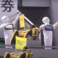 Los robots Pepper y Spot tienen nuevo trabajo: harán de público en los Juegos Olímpicos de Tokio ante las restricciones por coronavirus