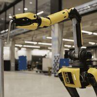 Spot de Boston Dynamics ahora tiene un brazo robótico y una base de carga que llegarán el próximo año