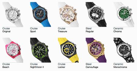 Relojes Technomarine