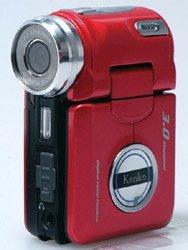 Kenko, DVC-306, cámara de video en la gama baja