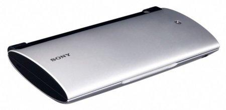 Sony Tablet P cerrado