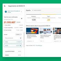 Bing añade seguimiento de todas las vacunas a su rastreador de COVID-19
