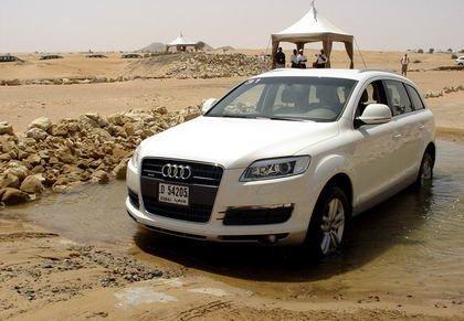 Audi Q7 Dubai