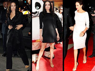 Las celebrities y sus obsesiones: Angelina Jolie y sus peep toes