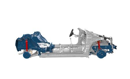 El nuevo urbano de Toyota estará basado en la plataforma TNGA GA-B