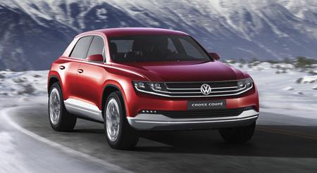 Volkswagen Cross Coupé Concept, también en Ginebra