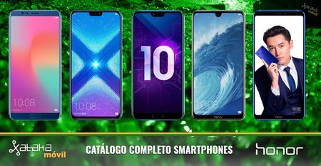 Honor 8x y 8X Max, así encajan dentro del catálogo completo de smartphones Honor en 2018