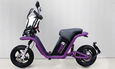 Motit: una nueva plataforma de moto compartida