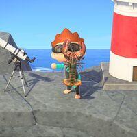 Animal Crossing: New Horizons: lista con todas las criaturas de la pesca submarina de diciembre