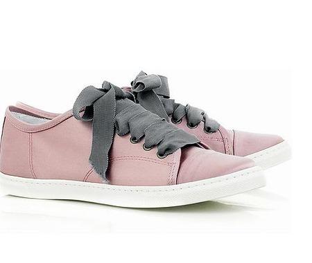 Sneakers de Lanvin para ellas
