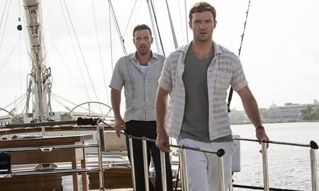 Ben Affleck y Justin Timberlake en