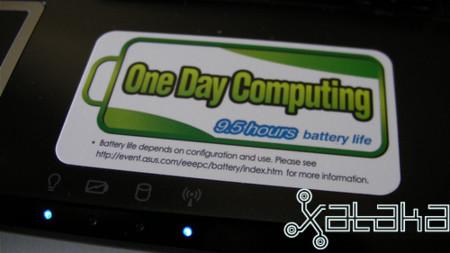 Asus Eee PC 1000HE, lo hemos probado
