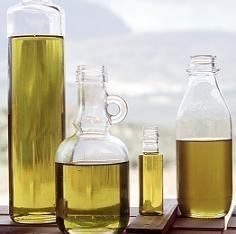¿Carta de aceites en los restaurantes?