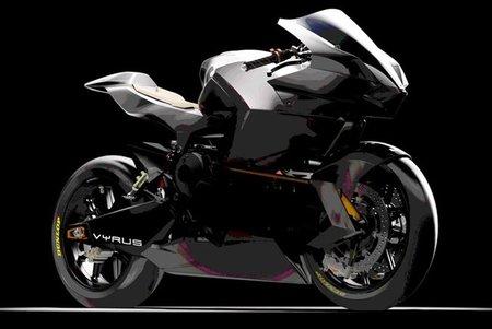 Vyrus 986 M2, la futura Moto2 que te puedes llevar a casa