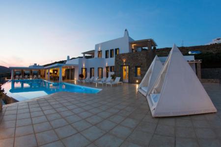 Sorteo Casa Mykonos 4