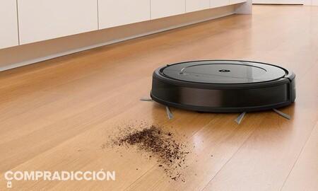 El Roomba que barre y friega ahora más barato que nunca en Amazon: robot aspirador Combo 1138 por 255 euros