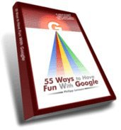 55 Ways to Have Fun With Google, el libro
