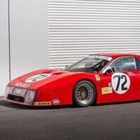 El último de los Ferrari 512 BB LM que compitió con NART en Le Mans sale a subasta y podría alcanzar los 3 millones de euros