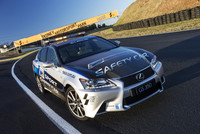 Lexus GS 350 F Sport, safety car y coche para cursos en Sydney