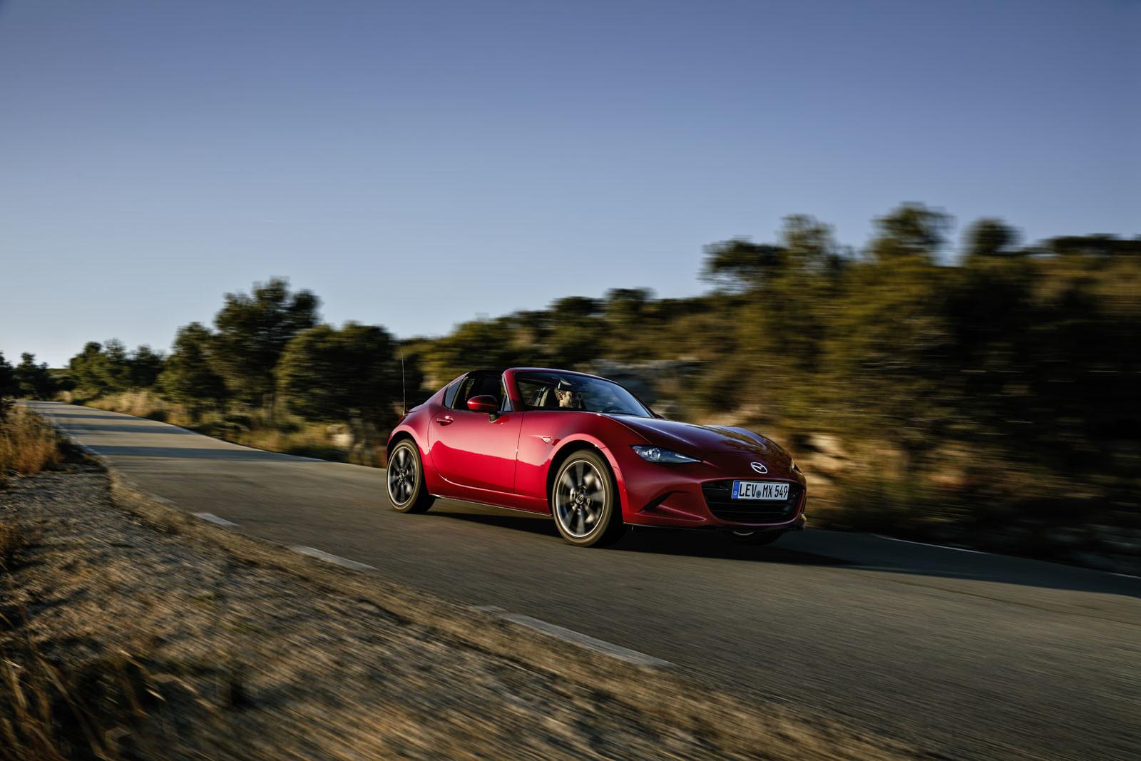 Foto de Mazda MX-5 RF (toma de contacto) (15/31)
