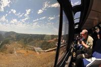 Slow travel: California en tren