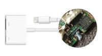 Un ingeniero de Apple habla acerca del adaptador Lightning a AV digital