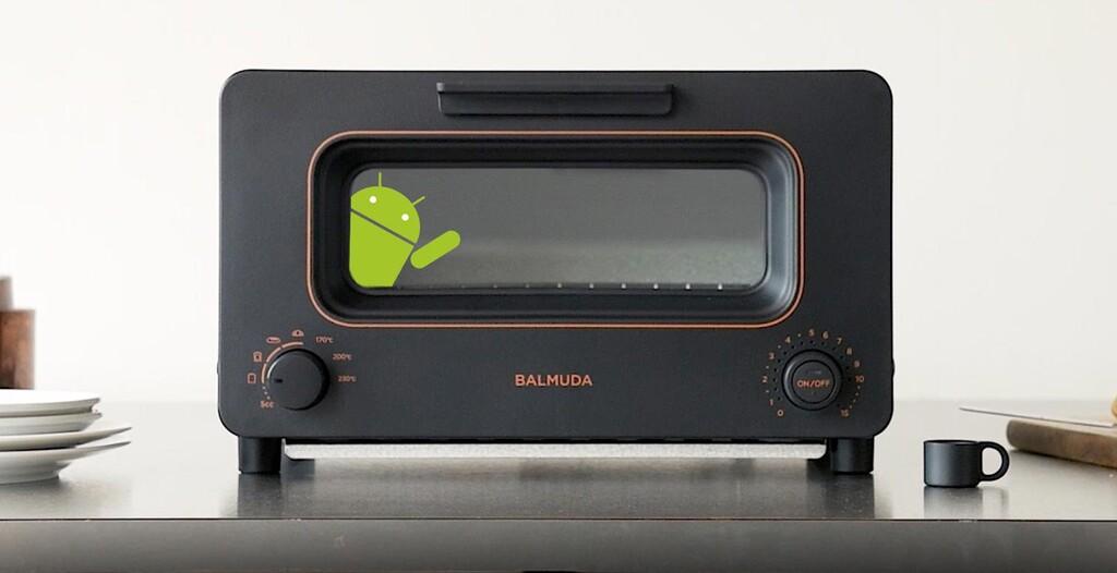 Una marca japonesa de tostadoras se apunta a fabricar móviles <strong>Android℗</strong> con 5G»>     </p> <p>Por si no hubiesen pocos fabricantes de móviles Android, en noviembre existirá un nuevo integrante de este universo, 1.º en Japón: <a href=