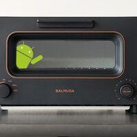 Una marca japonesa de tostadoras se apunta a fabricar móviles Android con 5G