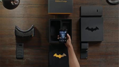 Samsung Galaxy S7 Batman Contenido